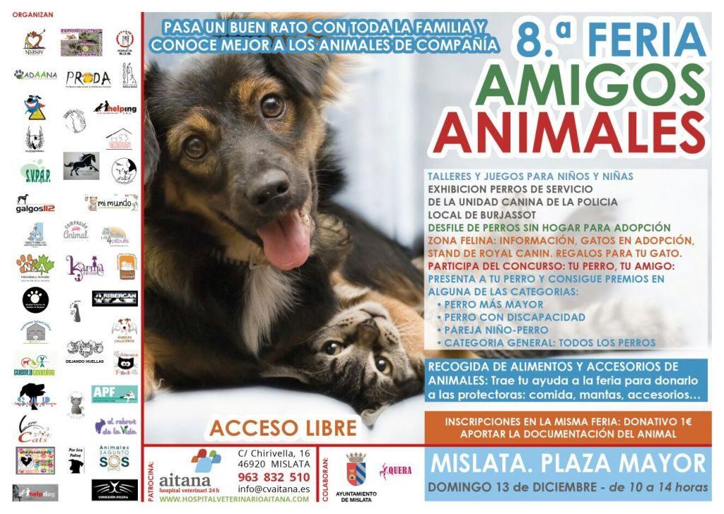 FERIA AMIGOS ANIMALES MISLATA, 2015