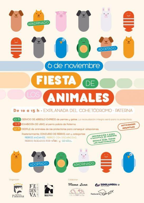 FERIA AMIGOS ANIMALES PATERNA