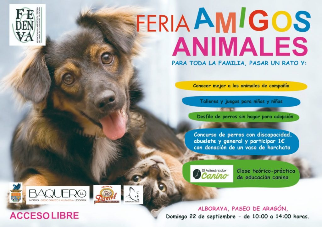 Feria Amigos de los animales